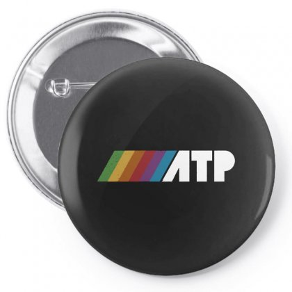 Accidental Tech Podcast Pin-back Button Designed By Allison Serenity
