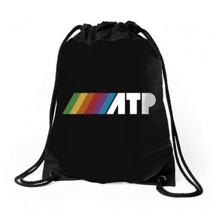 Accidental Tech Podcast Drawstring Bags Designed By Allison Serenity