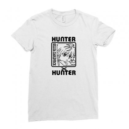 Hunter X Hunter Ladies Fitted T-shirt Designed By Willo
