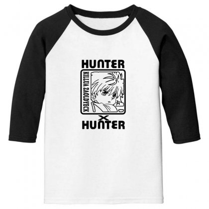 Hunter X Hunter Youth 3/4 Sleeve Designed By Willo