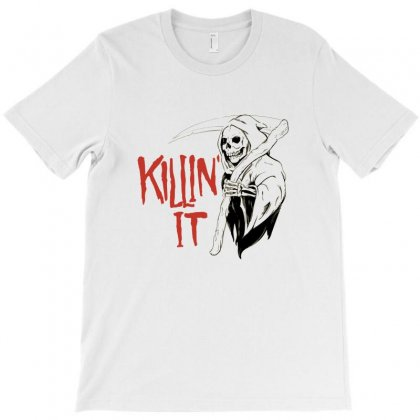 Killin It T-shirt Designed By Allison Serenity