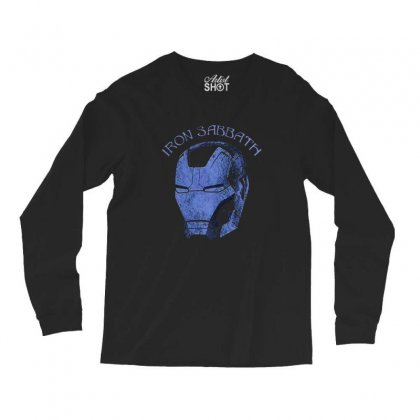 Iron Sabbbath Long Sleeve Shirts Designed By Alan
