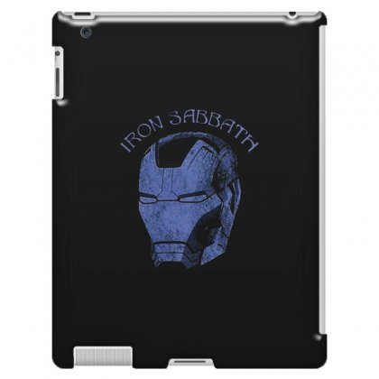 Iron Sabbbath Ipad 3 And 4 Case Designed By Alan