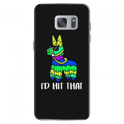 I'd Hit That Pinata Samsung Galaxy S7 Case Designed By Alan