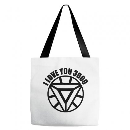 I Love You 3000 Three Thousand Times Tote Bags Designed By Willo