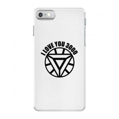 I Love You 3000 Three Thousand Times Iphone 7 Case Designed By Willo