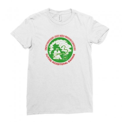 King Gizzard And The Lizard Wizard Ladies Fitted T-shirt Designed By Willo