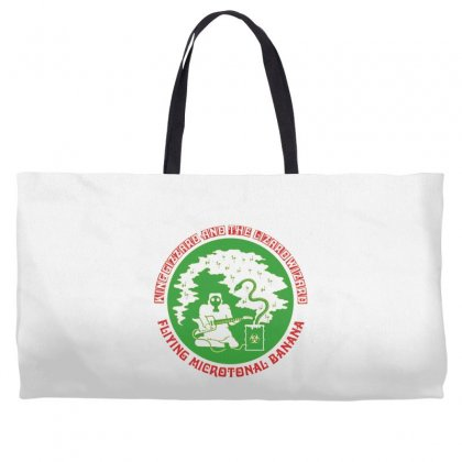 King Gizzard And The Lizard Wizard Weekender Totes Designed By Willo