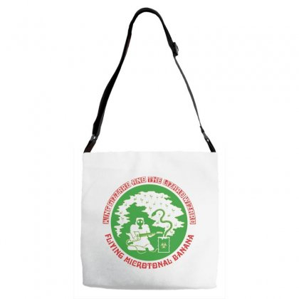 King Gizzard And The Lizard Wizard Adjustable Strap Totes Designed By Willo
