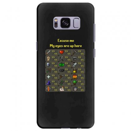 Runescape Samsung Galaxy S8 Plus Case Designed By Allison Serenity