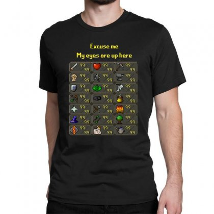 Runescape Classic T-shirt Designed By Allison Serenity