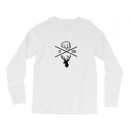 Knuck If You Buck Tee Long Sleeve Shirts Designed By Willo