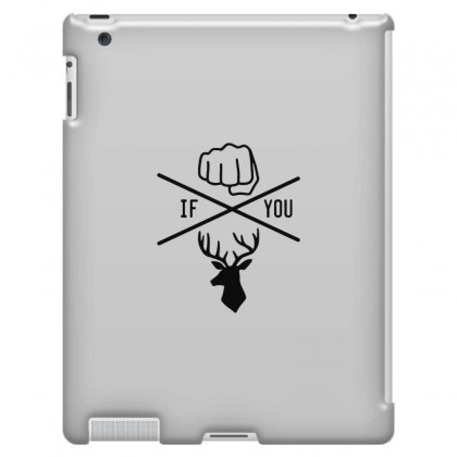 Knuck If You Buck Tee Ipad 3 And 4 Case Designed By Willo