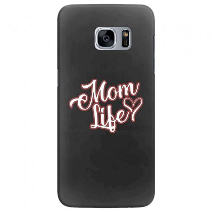 Mom Life Samsung Galaxy S7 Edge Case Designed By Alan