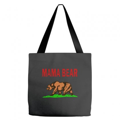 Mama Bear Tote Bags Designed By Alan