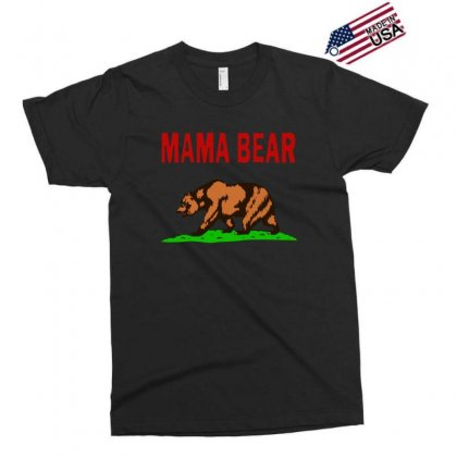 Mama Bear Exclusive T-shirt Designed By Alan