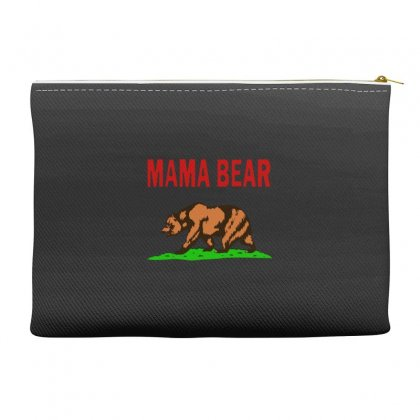 Mama Bear Accessory Pouches Designed By Alan