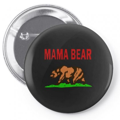 Mama Bear Pin-back Button Designed By Alan