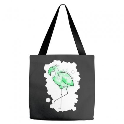 Flamingeo Tote Bags Designed By Alan