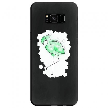 Flamingeo Samsung Galaxy S8 Case Designed By Alan