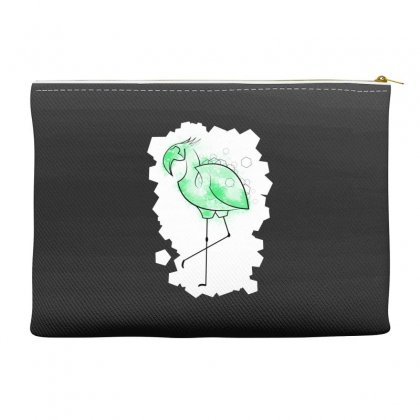 Flamingeo Accessory Pouches Designed By Alan