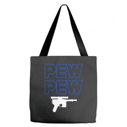 Pew Pew Tote Bags Designed By Alan