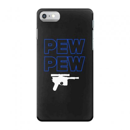 Pew Pew Iphone 7 Case Designed By Alan
