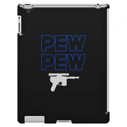 Pew Pew Ipad 3 And 4 Case Designed By Alan