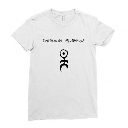 Einsturzende Neubauten Ladies Fitted T-shirt Designed By Michelziud
