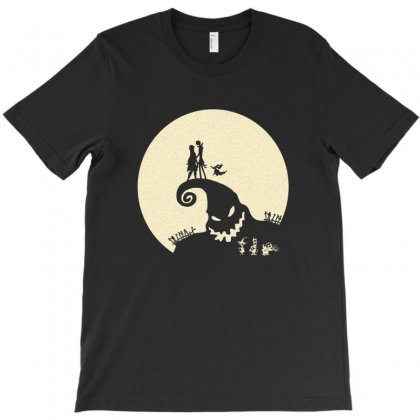 Nightmare Love T-shirt Designed By Allison Serenity