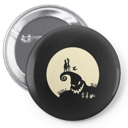 Nightmare Love Pin-back Button Designed By Allison Serenity