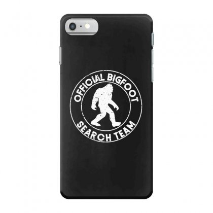 Official Bigfoot Search Team Iphone 7 Case Designed By Alan