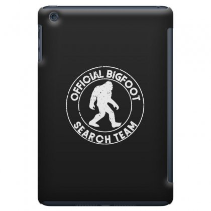 Official Bigfoot Search Team Ipad Mini Case Designed By Alan