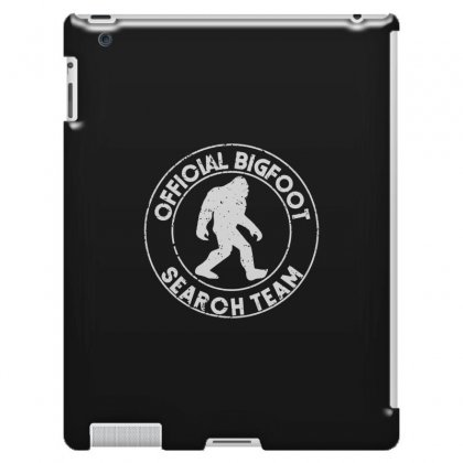 Official Bigfoot Search Team Ipad 3 And 4 Case Designed By Alan