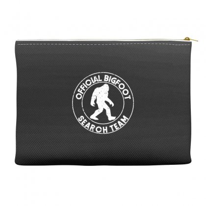 Official Bigfoot Search Team Accessory Pouches Designed By Alan