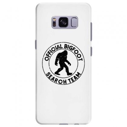 Official Bigfoot Search Team Samsung Galaxy S8 Plus Case Designed By Alan