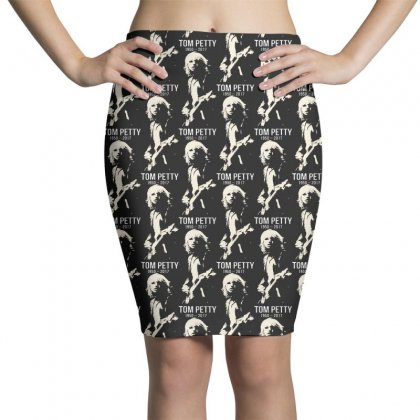 Tom Petty Pencil Skirts Designed By Allison Serenity