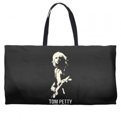 Tom Petty Weekender Totes Designed By Allison Serenity