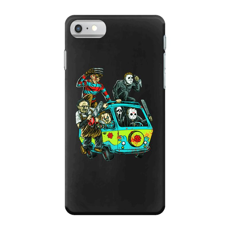 The Massacre Machine Iphone 7 Case | Artistshot