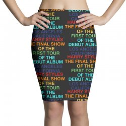 harry styles final show Pencil Skirts | Artistshot