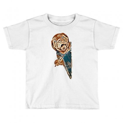 Stock Assets To Power Your Creativity Toddler T-shirt Designed By Kemnabi