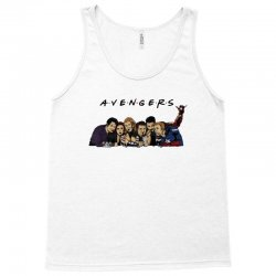 funny all super hero avenger Tank Top | Artistshot