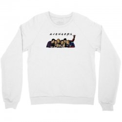 funny all super hero avenger Crewneck Sweatshirt | Artistshot