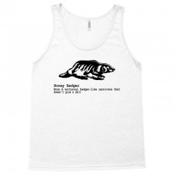 honey badger Tank Top | Artistshot