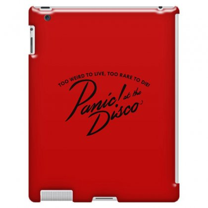 Panic At The Disco Ipad 3 And 4 Case Designed By Defit89