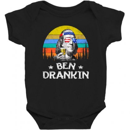 4th Of July Funny Baby Bodysuit