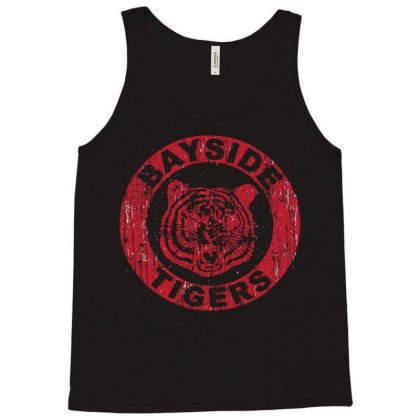 Bayside Tigers Tank Top Designed By Acen9