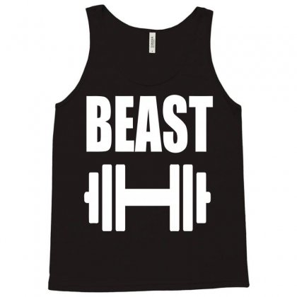 Beast Tank Top Designed By Acen9