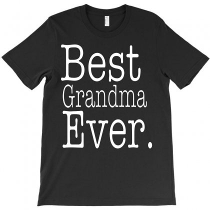 Best Grandma Ever T-shirt Designed By Acen9