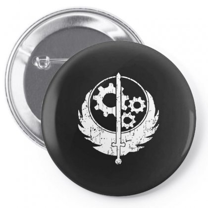 Brotherhood Of Steel Pin-back Button Designed By Acen9